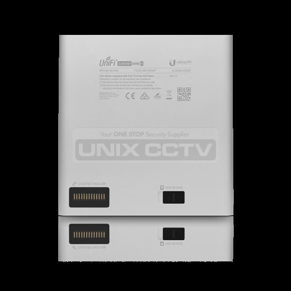 Ubiquiti® UCK-G2-PLUS | UniFi Cloud Key Gen2 Plus – UNIX CCTV