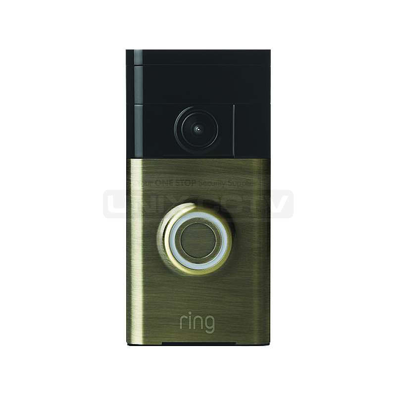 ring video door bell works on any home with or without. Black Bedroom Furniture Sets. Home Design Ideas