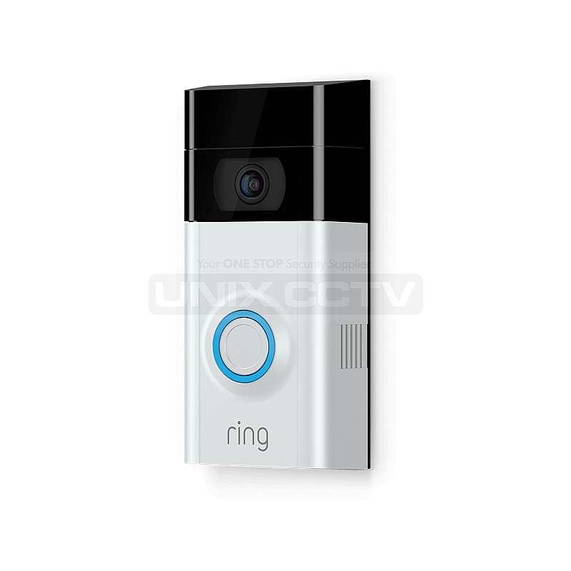Ring Video Doorbell2 / 1080p HD Cam / Cloud / 2-Way Audio
