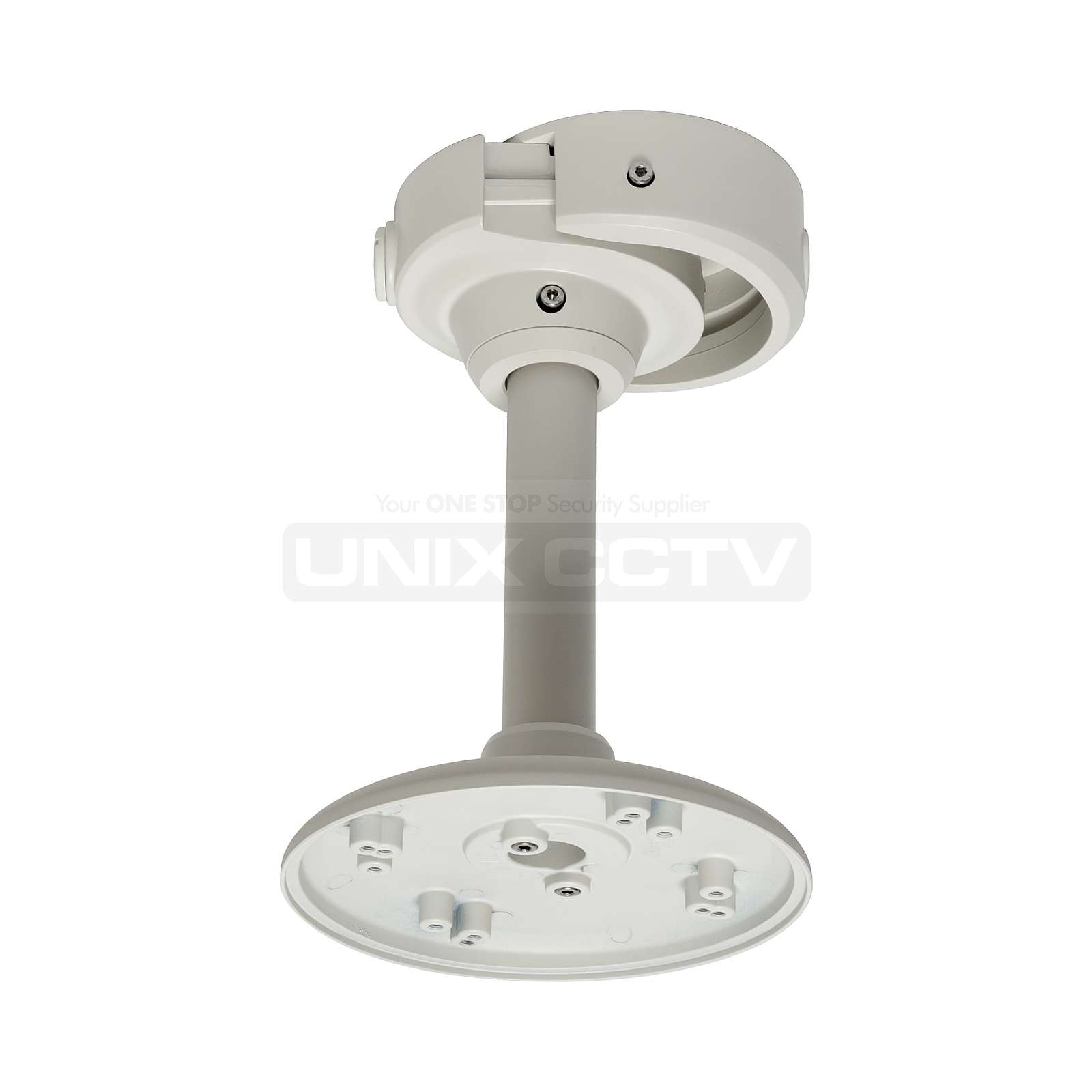 Slide In Metal Ceiling Mount For Dome Camera Unix Cctv