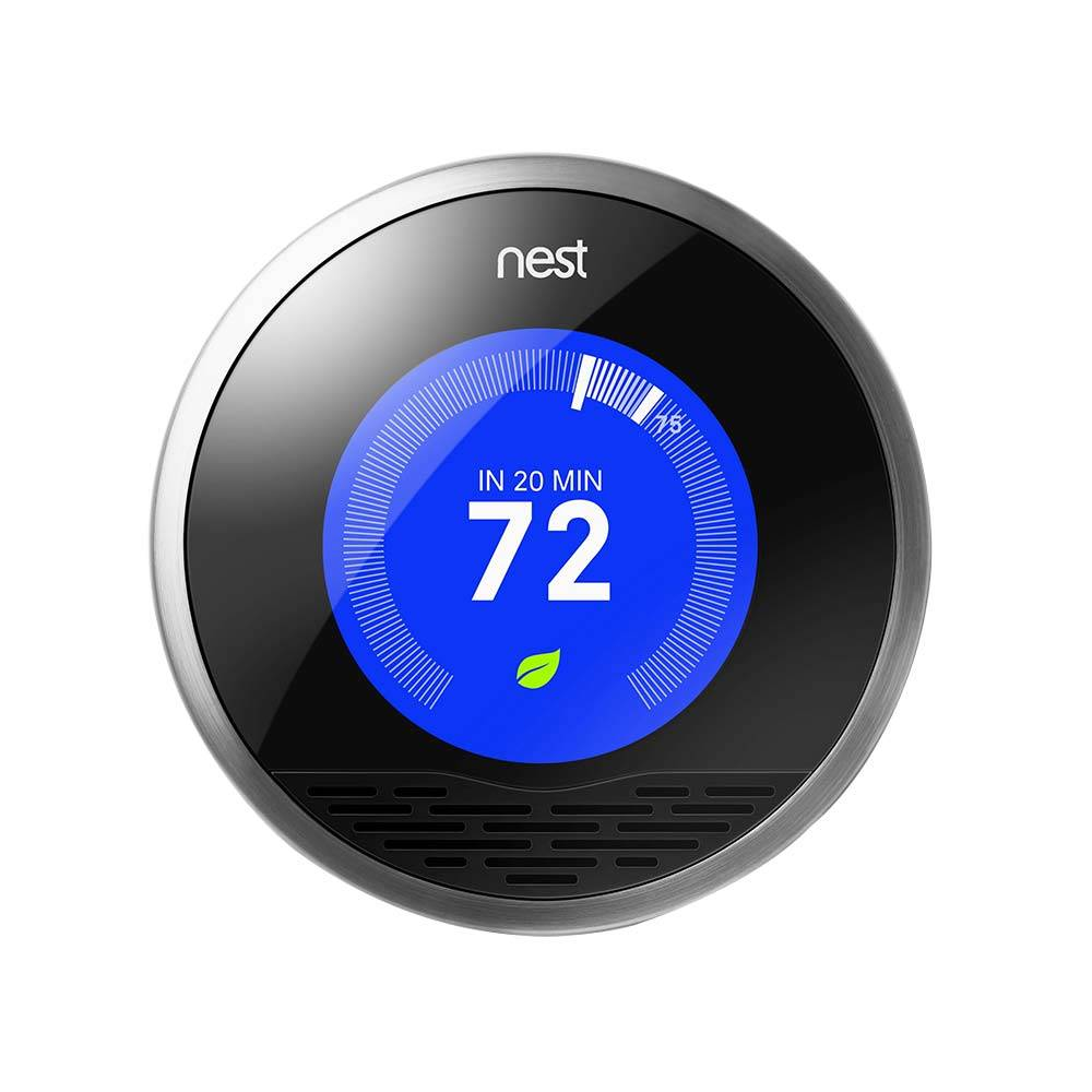Nest Learning Thermostat Pro  U2013 Unix Cctv