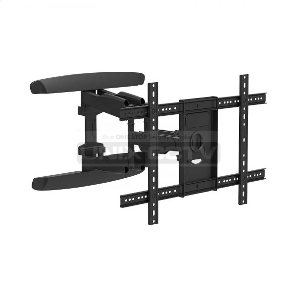 Lcd Led Wall Mount Dual Arm Extension 37 70in 99lbs