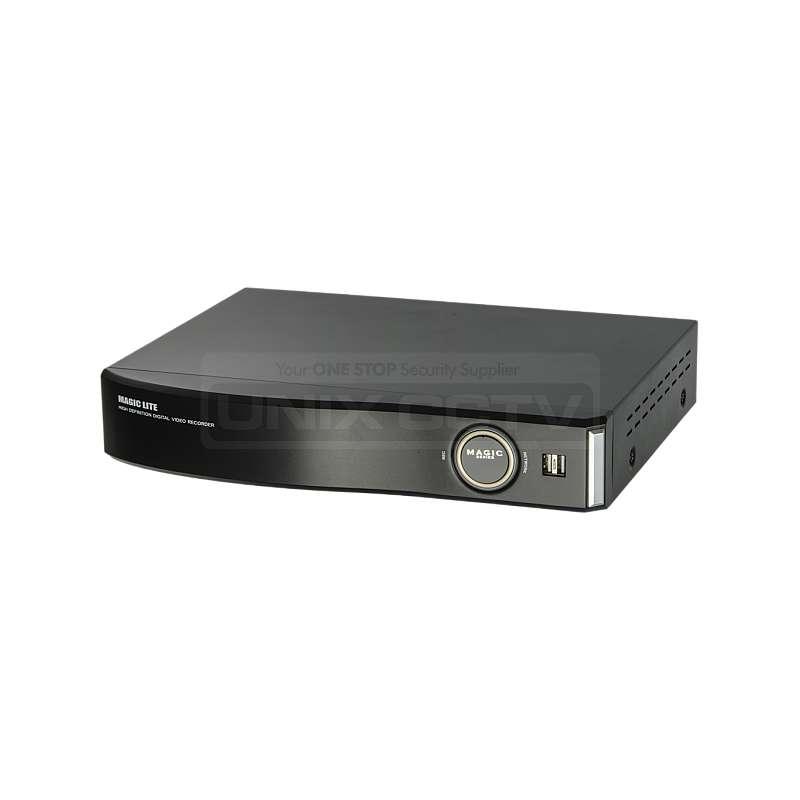 16CH 1080p HD-TVI Security MAGIC Lite Series DVR System