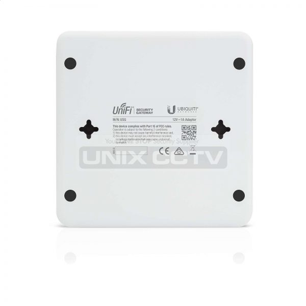 Ubiquiti® USG | UniFi® Security Gateway – Enterprise Gateway Router